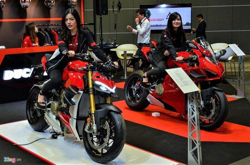 Sau Thái Lan, Singapore là quốc gia thứ 2 tại Đông Nam Á chào đón Ducati Streetfighter V4 2020 mới (theo Zing.vn)