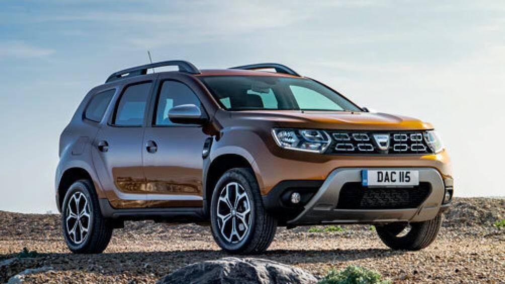 10. Dacia Duster (doanh số: 231.906 chiếc)