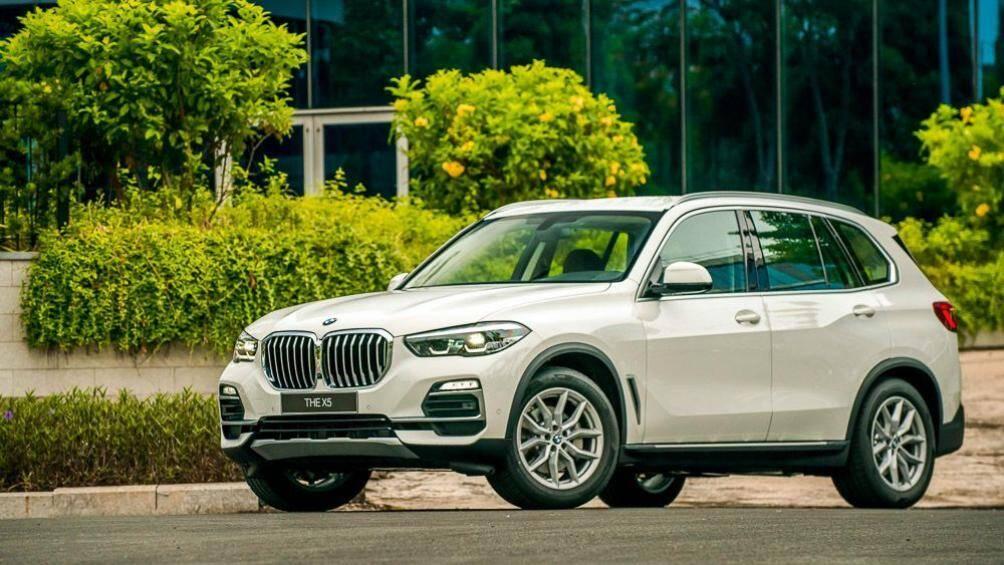 7. BMW X5 2020