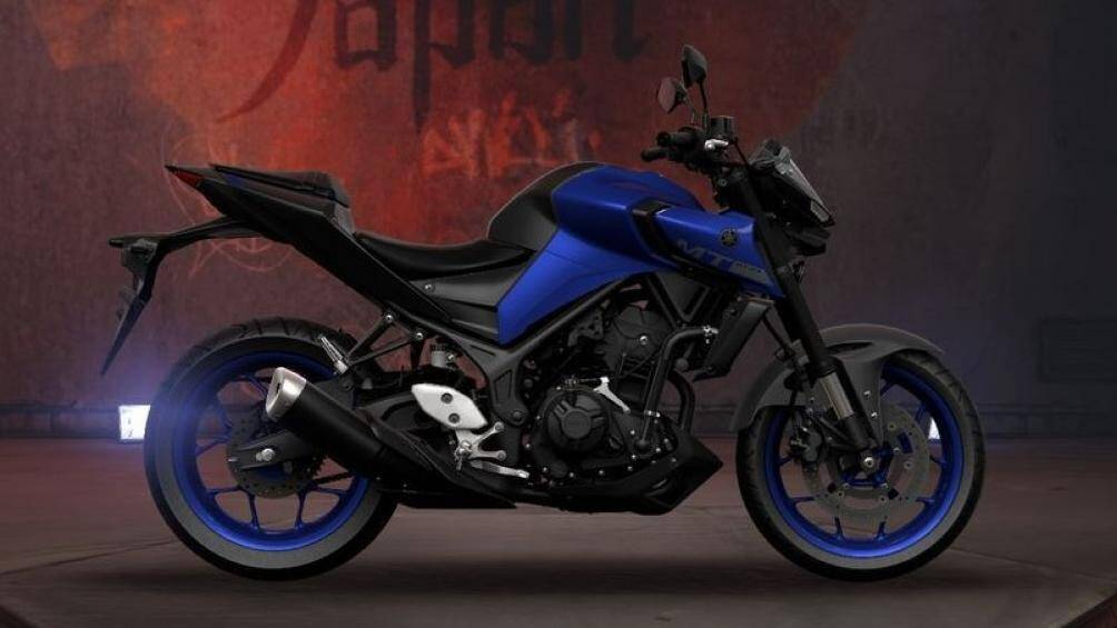 1. Yamaha MT-03 2020 (giá: 5.499 euro)