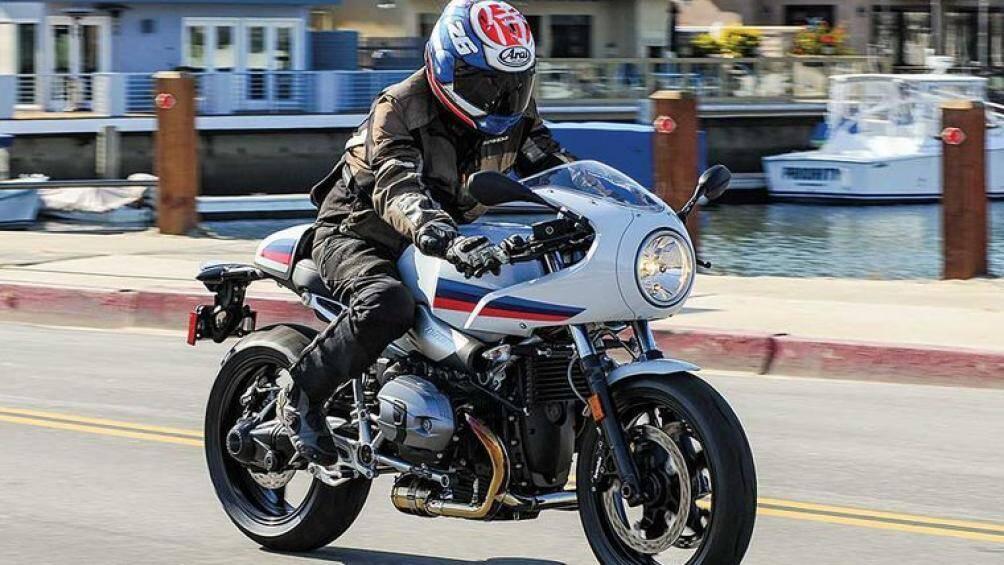 1. BMW R nineT Racer