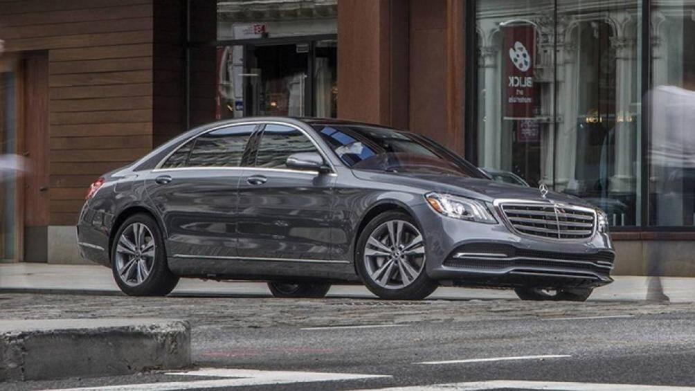 1.Mercedes-Benz S-Class