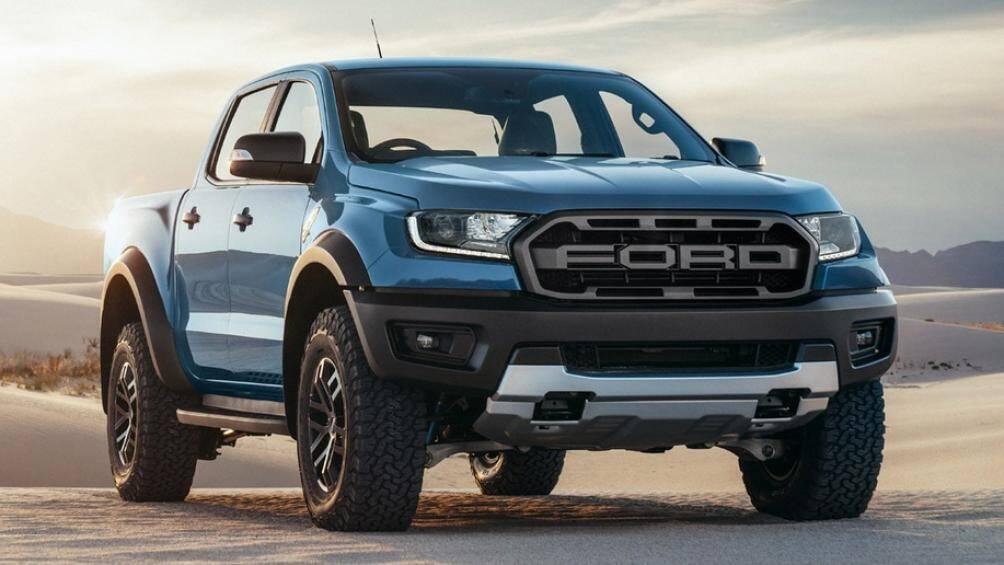 Ra Mắt Ford Ranger Raptor 2020 Phien Bản Nang Cấp Them Nhiều