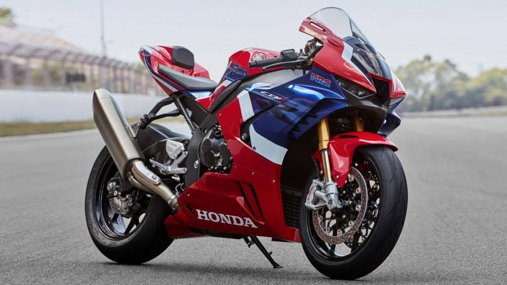 2. Honda CBR1000RR-R Fireblade SP 2021