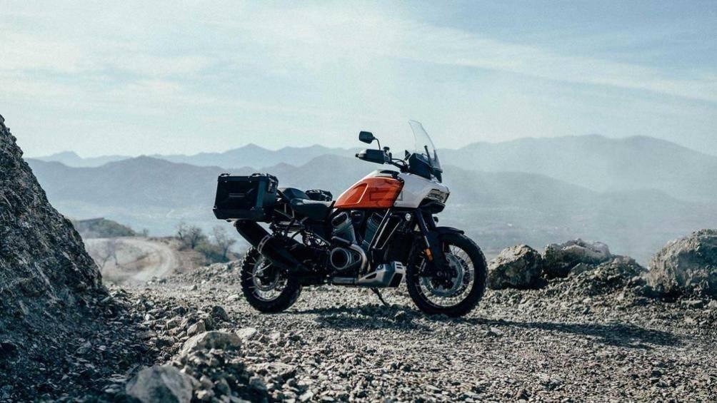 3. Harley-Davidson Pan America 2021