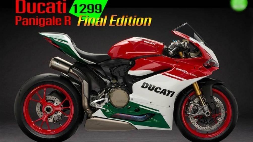 Ducati 1299 Panigale R Final Edition là mẫu xe cuối cùng sử dụng động cơ gốc Superquadro L Twin, một động cơ nổi tiếng của thương hiệu Ducati