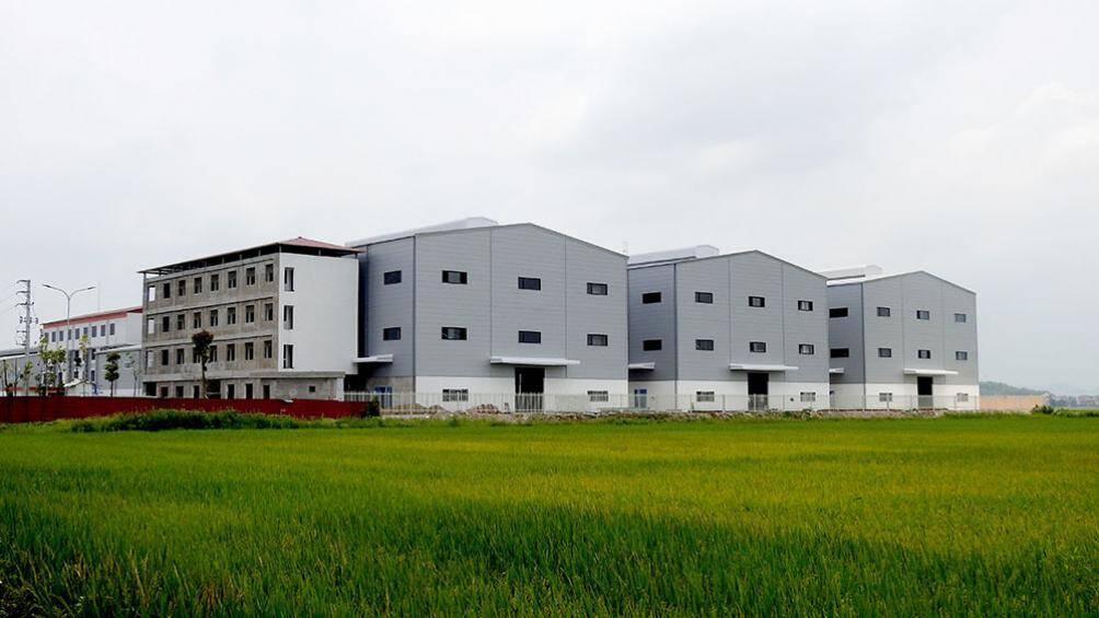 Bắc Ninh: Doanh nghiệp Trung Quốc xây xong nhà máy mới xin... giấy phép! 1