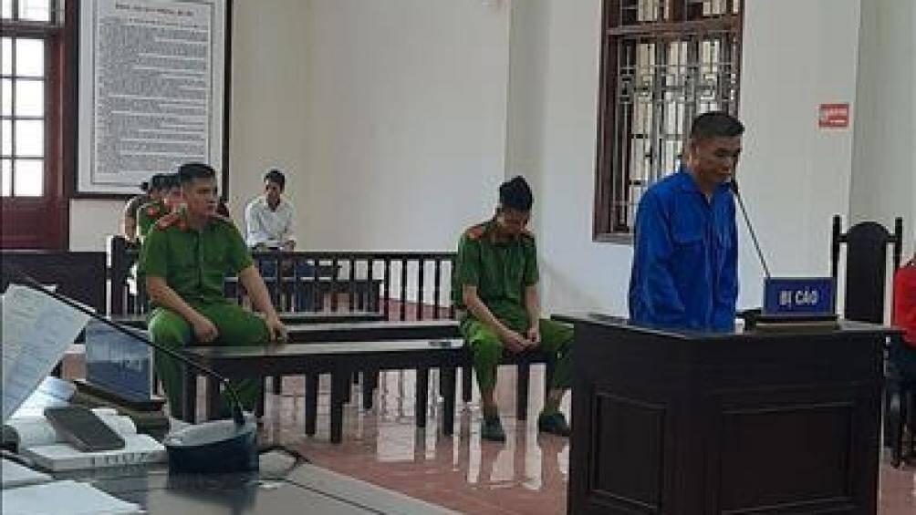 Bùi Văn Hùng lĩnh án 20 năm tù về tội