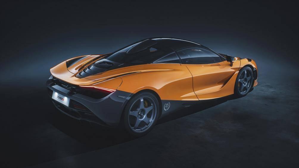 Xe được sản xuất giới hạn trên toàn thế giới với 50 xe, trong đó thị trường châu Âu có 16 xe