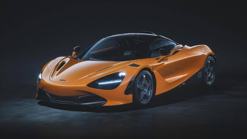 McLaren sẽ bán ra phiên bản đặc biệt 720S này với hai màu sơn ngoại thất là màu cam và màu xám
