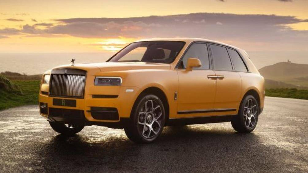 """Mới đây thương hiệu Rolls-Royce đã cho ra mắt phiên bản giới hạn dựa trên nguyên mẫu Black Badge của dòng SUV siêu sang Cullinan có tên """"Capella"""""""