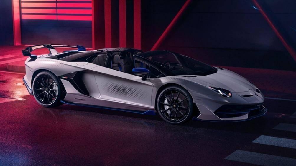Chỉ có 10 chiếc Lamborghini Aventador SVJ Xago Edition được sản xuất trên thế giới