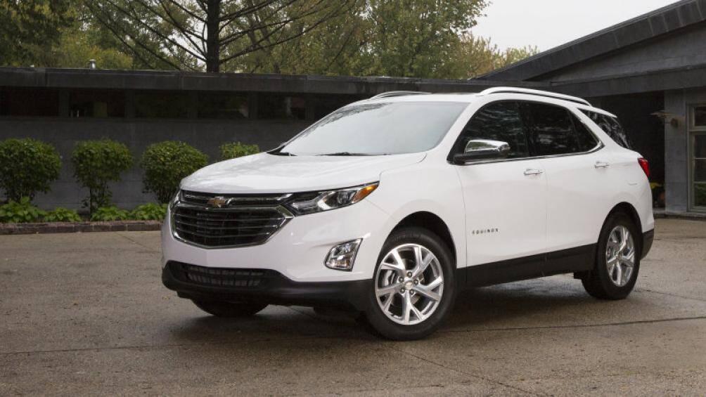 5. Chevrolet Equinox 2020 (giá khởi điểm: 23.800 USD)