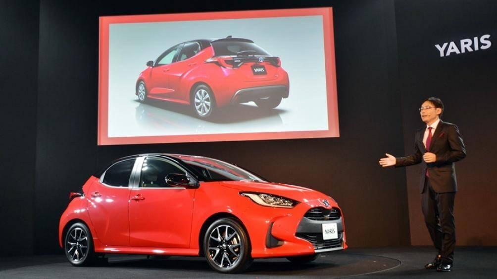 1. Toyota Yaris (doanh số: 14.004 chiếc)