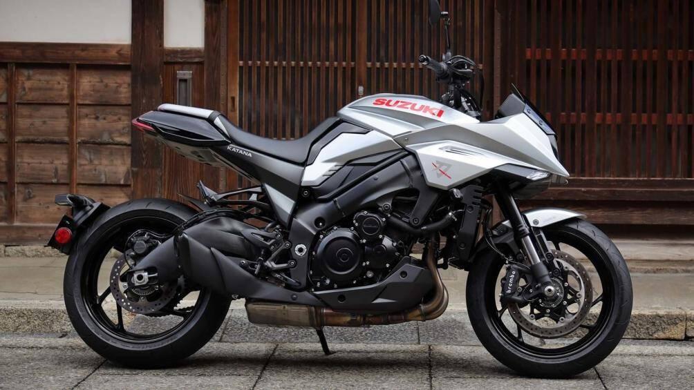 4. Suzuki Katana 2020 (giá: 13.499 USD)