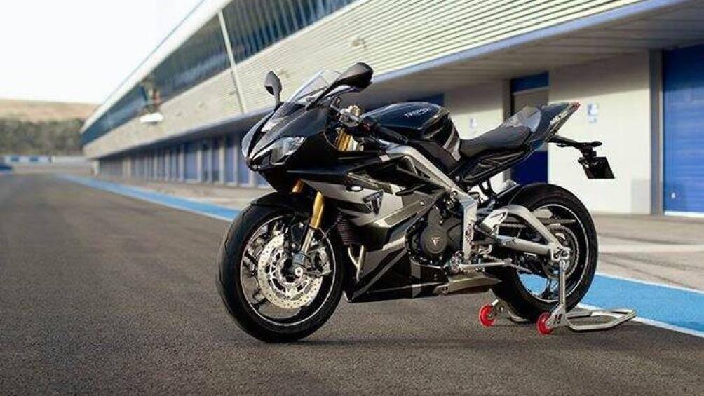 2. Triumph Daytona 765 Moto2 LE 2020