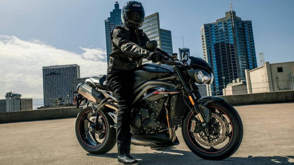 5. Triumph Speed Triple RS 2020