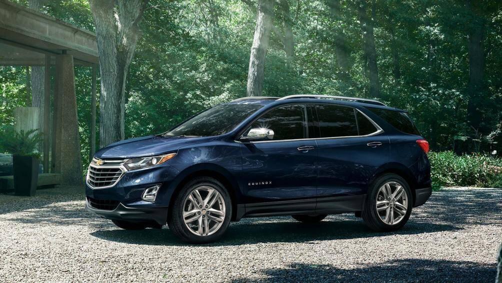 3. Chevrolet Equinox Thương hiệu đến từ nước Mỹ này đã bán ra 124.800 xe Equinox trong 6 tháng đầu năm 2020 (giảm 29% so với cùng kỳ năm ngoái)