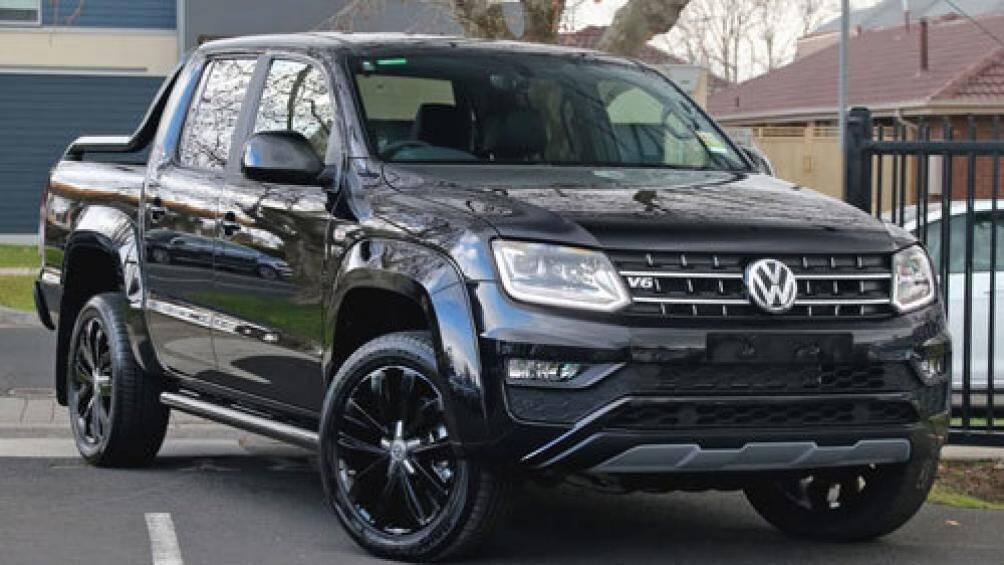 1. Volkswagen Amarok