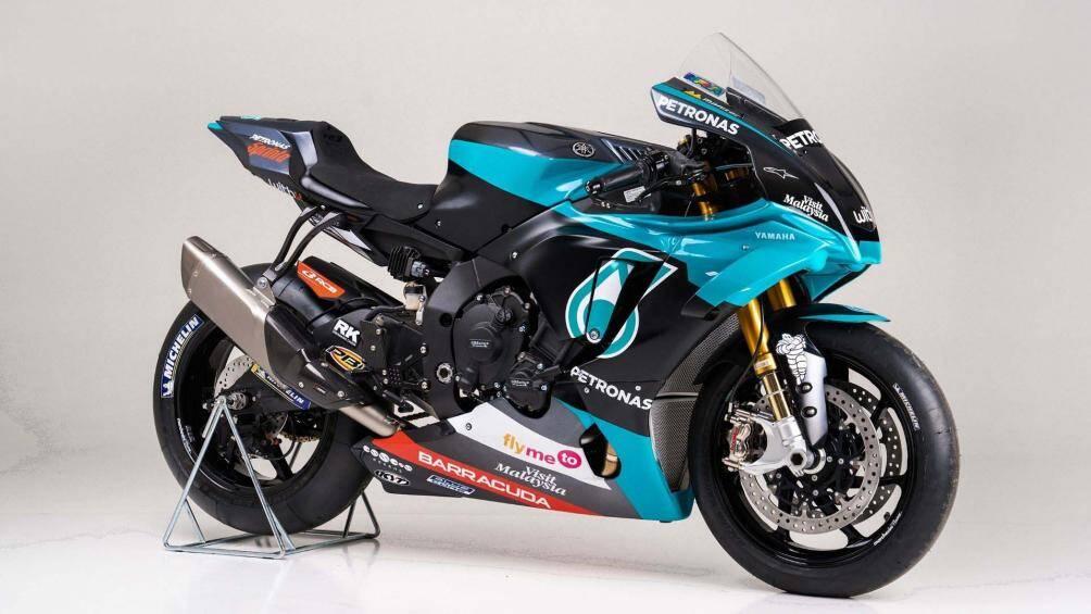 Yamaha mới đây đã cho ra mắt phiên bản mới của mẫu sportbike đầu bảng YZF-R1 có tên Petronas SRT với nhiều trang bị đường đua
