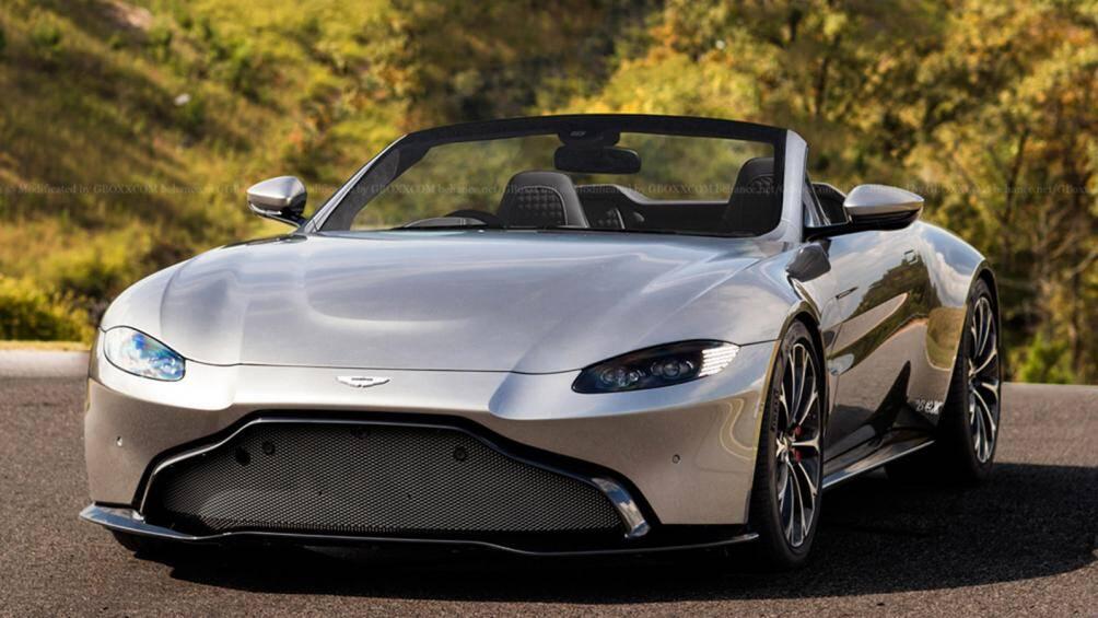 1. Aston Martin Vantage Roadster 2020 (giá khởi điểm: 156.081 USD)