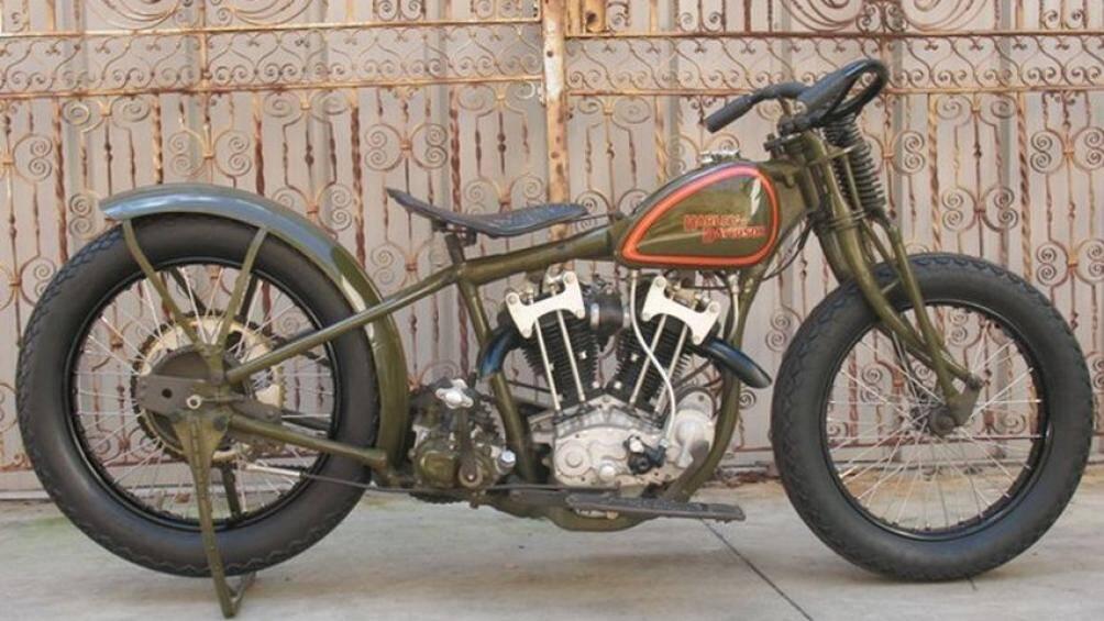 Harley-Davidson Factory Hillclimber 1930 là một trong những chiếc Harley hàng hiếm trên thế giới, mẫu xe này đã được sang tay với giá 165.000 USD