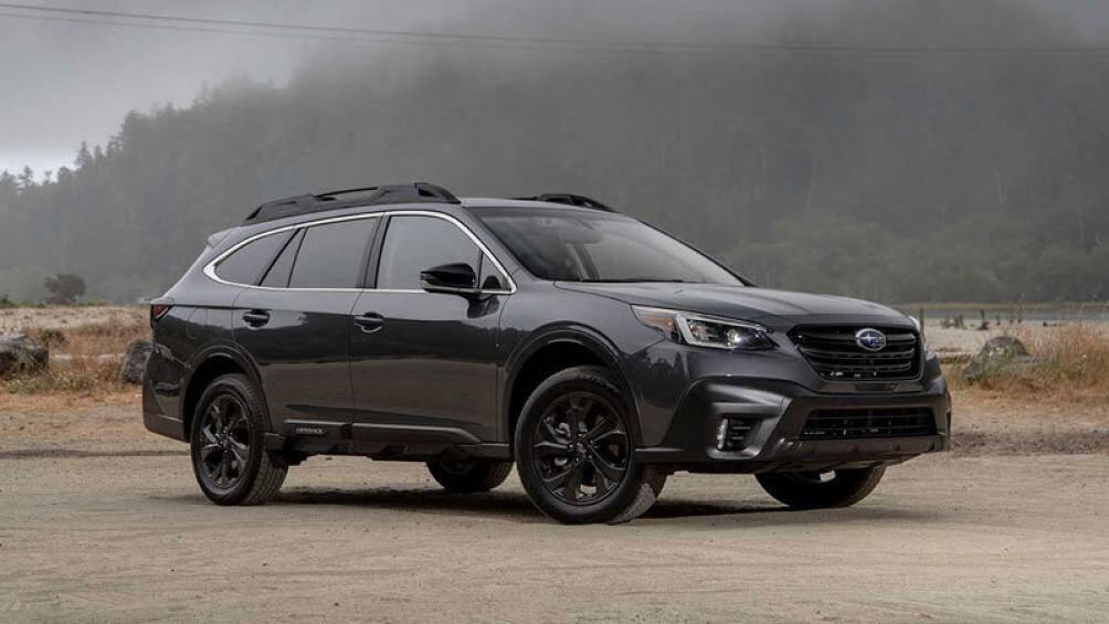 7. Subaru Outback 2020 (giá khởi điểm: 26.645 USD, số chỗ ngồi tối đa: 5)