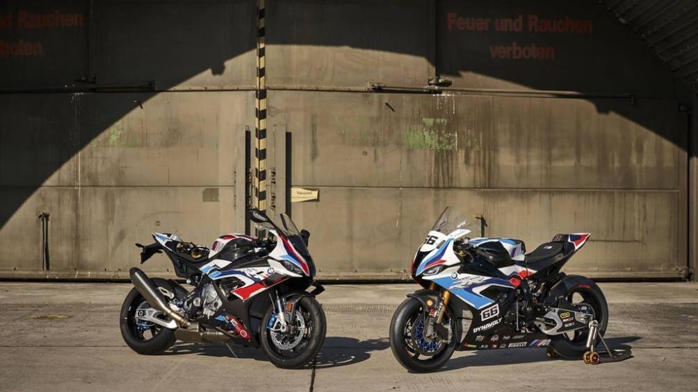 BMW Motorrad vừa ra mắt mẫu xe 2 bánh đầu tiên gắn huy hiệu M – đó là chiếc M 1000 RR, được xây dựng trên nền tảng và động cơ của S 1000 RR