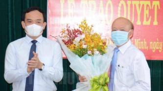 TP.HCM: Ai thay ông Nguyễn Văn Phụng làm Bí thư huyện ủy huyện Bình Chánh?
