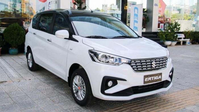 chiếc xe Suzuki Ertiga thiếu phụ tùng từ năm 2019 - 1