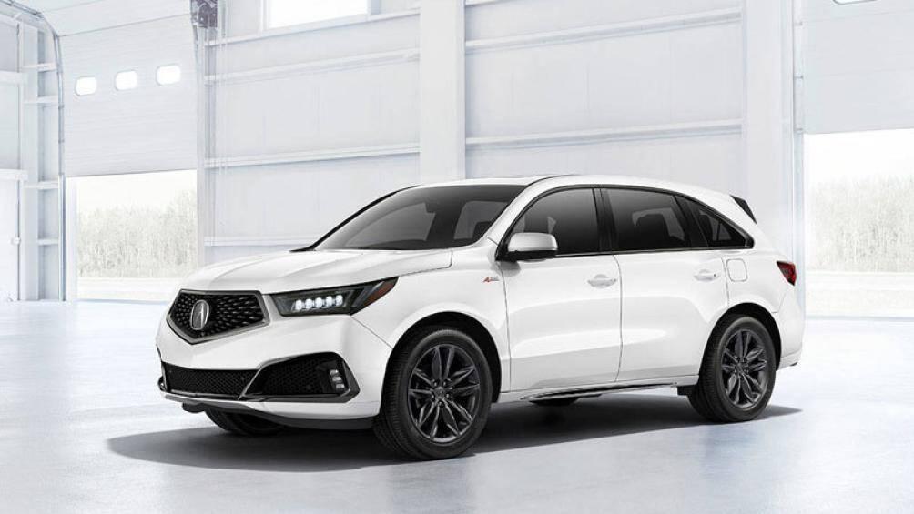 4. Acura MDX 2020 (giá khởi điểm: 44.500 USD, điểm tổng thể: 8,2/10)