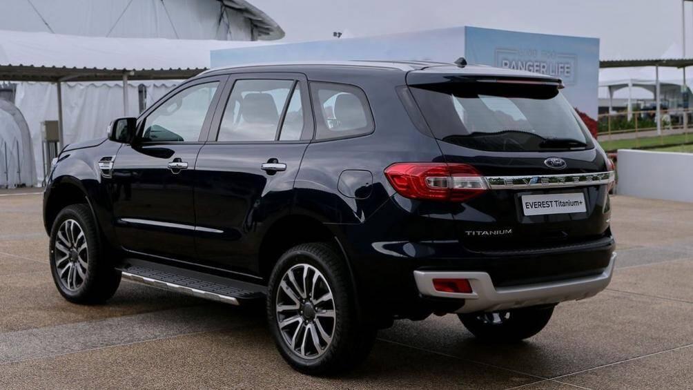Theo nhiều nguồn tin, mẫu xe này cũng sẽ sớm được đưa về Việt Nam ra mắt cùng Ford Ranger 2021