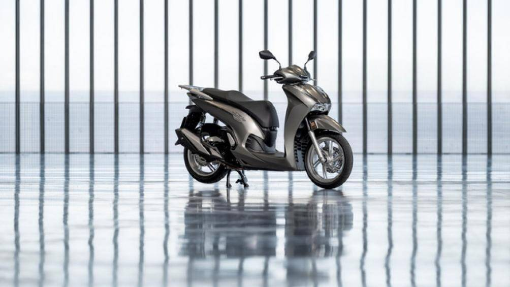 Vào ngày 10/11/2020 vừa qua, Honda đã chính thức công bố mẫu xe tay ga phân khối lớn SH 350i
