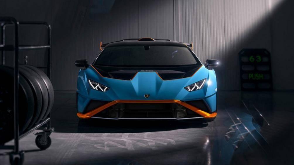 Lamborghini vừa công bố mẫu xe mới nhất thuộc dòng xe ăn khách có tên Huracan Super Trofeo Omologata (Huracan STO), một chiếc xe đua đường phố thực thụ