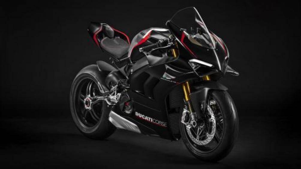 """Sáng ngày 19/11/2020, Ducati bất ngờ giới thiệu Panigale V4 SP 2021, đánh dấu sự trở lại của hậu tố """"SP"""" trên một chiếc sportbike đến từ Ý"""