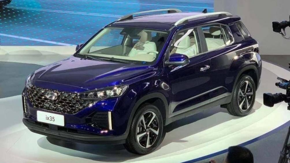 Ngày 20/11, Triển lãm Ô tô Quảng Châu 2020 đã chính thức khai mạc tại Trung Quốc và Hyundai đã giới thiệu mẫu crossover 5 chỗ của mình mang tên ix35