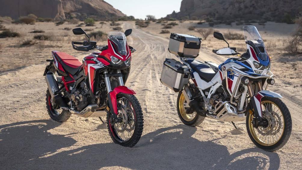 1. Honda Africa Twin và Africa Twin Adventure Sports ES 2020