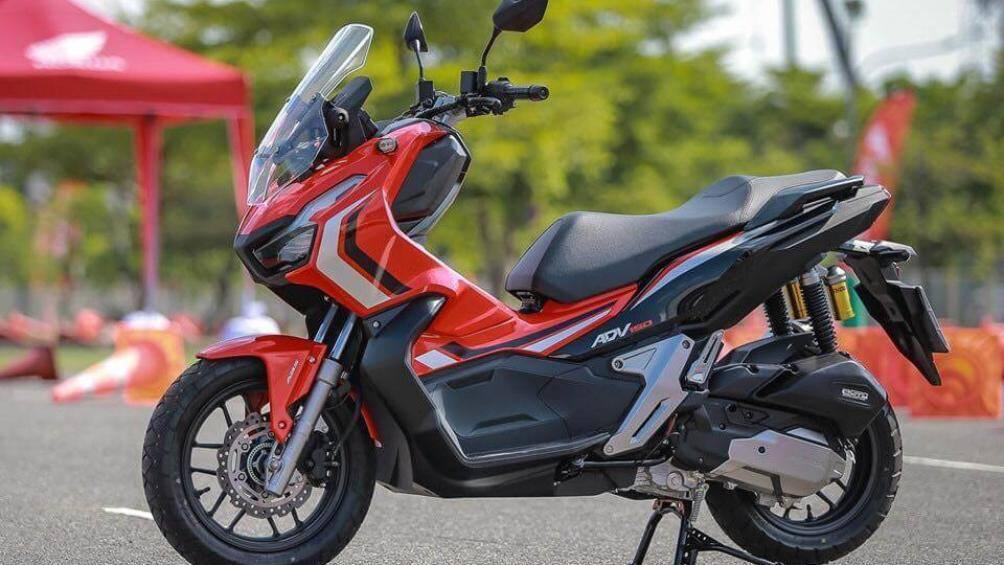 4. Honda ADV 150 2021