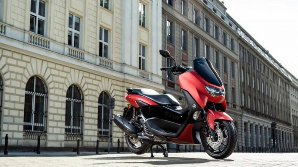 Yamaha tại châu Âu vừa trình làng NMAX 125 hoàn toàn mới, xe đã được cải tiến cả ngoại hình lẫn tích hợp thêm nhiều trang bị hiện đại