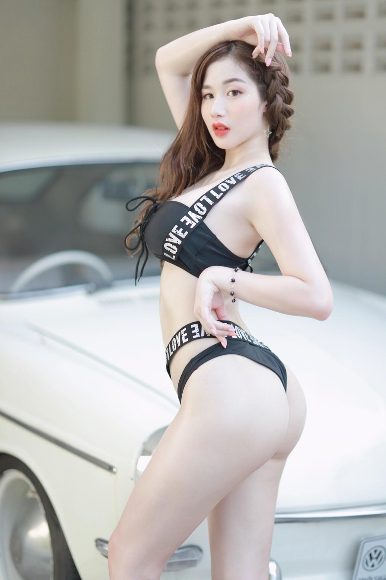 Akair Manita là người mẫu xe hàng đầu xứ sở chùa vàng