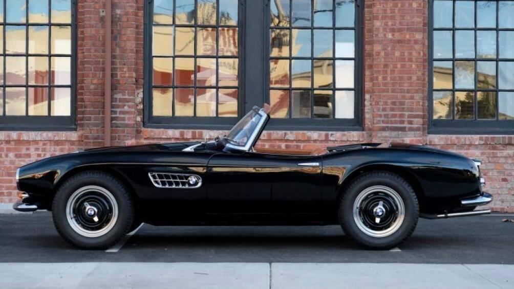 BMW 507 được đánh giá là mẫu xe mui trần đẹp nhất mà BMW sản xuất trong khoảng thời gian từ năm 1956 cho tới năm 1959