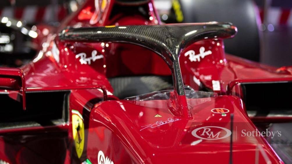 Nó sở hữu tất cả các chi tiết khí động học được thiết kế cho chặng đua Tuscan GP, cùng ghế ngồi, vô-lăng, lốp đua và cả khung an toàn Halo