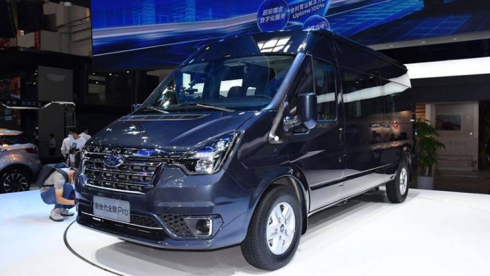 Mới đây, hãng Ford đã chính thức vén màn thế hệ tiếp theo của mẫu xe chở khách hạng nhẹ Transit Pro 2021 tại thị trường Trung Quốc