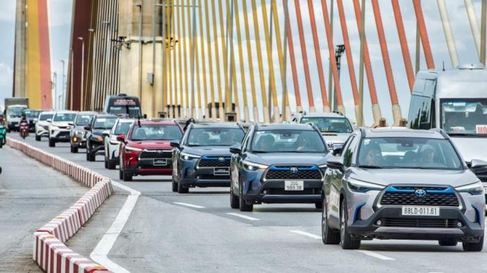 Toyota Việt Nam và cuộc cách mạng trên những mẫu xe mới 2