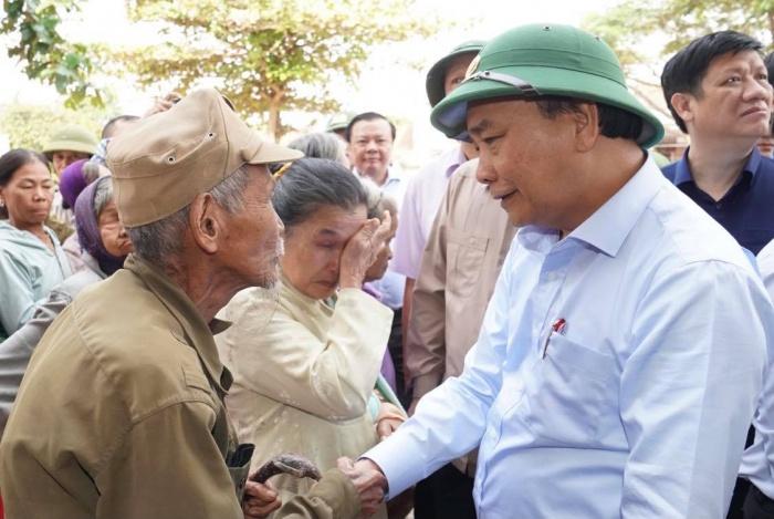 Thủ tướng: Không để người dân đói rét, không gây khó khăn cho nhà hảo tâm 3