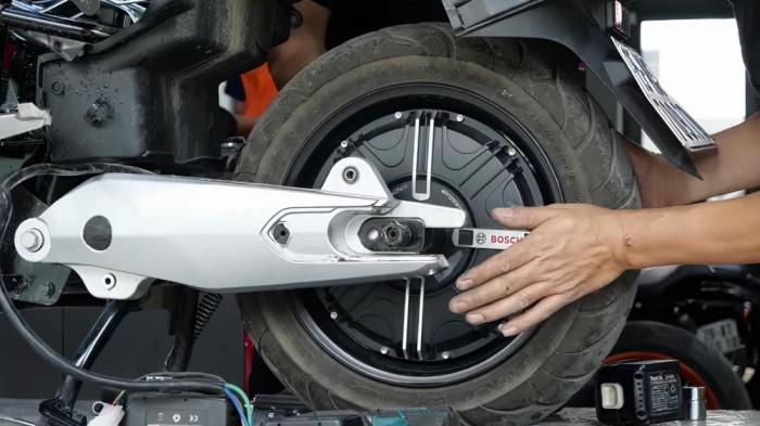 Xe máy điện VinFast gây chú ý tại Diễn đàn cao cấp Đô thị thông minh ASEAN 11