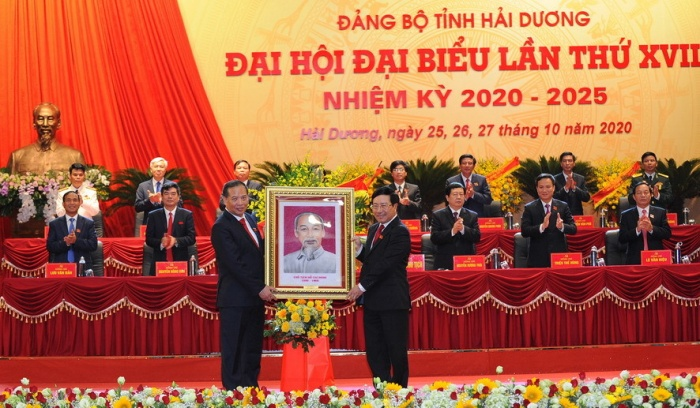 Phó Thủ tướng Phạm Bình Minh: Hải Dương cần xác định chủ trương đột phá 3