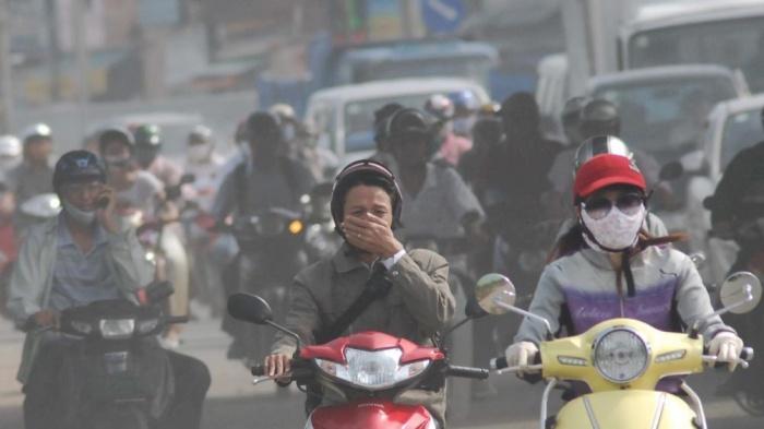 Giảm thiểu ô nhiễm không khí cần bắt đầu từ phương tiện xanh 1