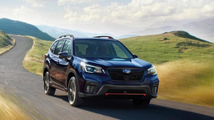 Giá bán Subaru Forester chỉ còn từ 899 triệu đồng 1