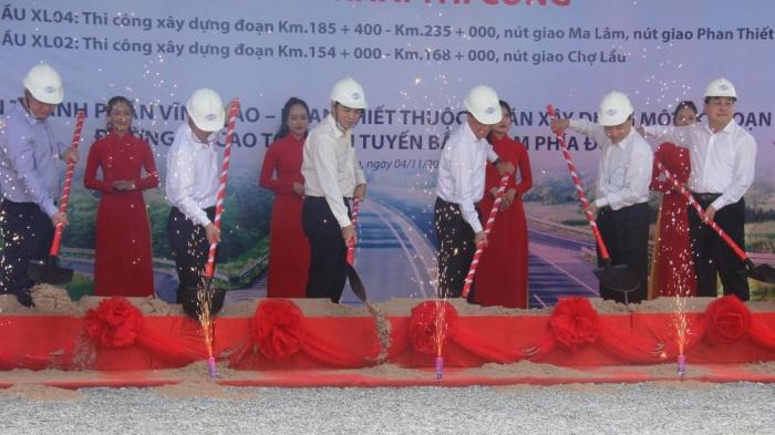 Triển khai tiếp 2 gói thầu cao tốc Vĩnh Hảo - Phan Thiết 1